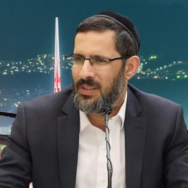 הרב יוסף חיים גבאי